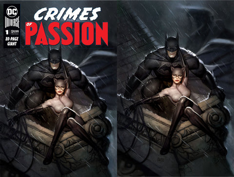DC CRIMES OF PASSION #1 RYAN BROWN EXCLUSIVE VAR 2 PACK (02/05/2020)