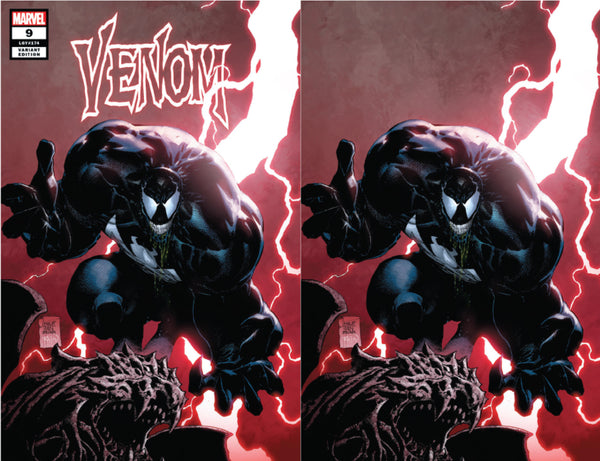 VENOM #9 UNKNOWN COMIC BOOKS PHILIP TAN EXCLUSIVE 2 PACK 12/5/2018