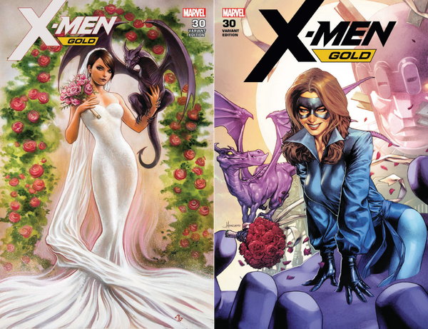 X-MEN GOLD #30 CVR A 2 PACK GRANOV & ANACLETO 6/30/2018
