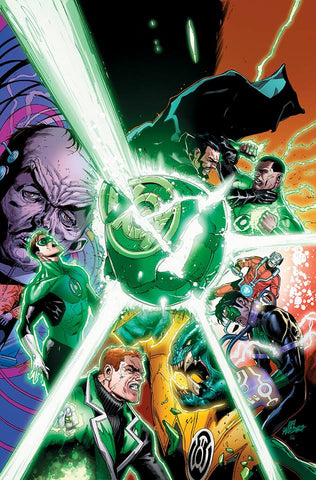 HAL JORDAN AND THE GREEN LANTERN CORPS #45 5/23/2018
