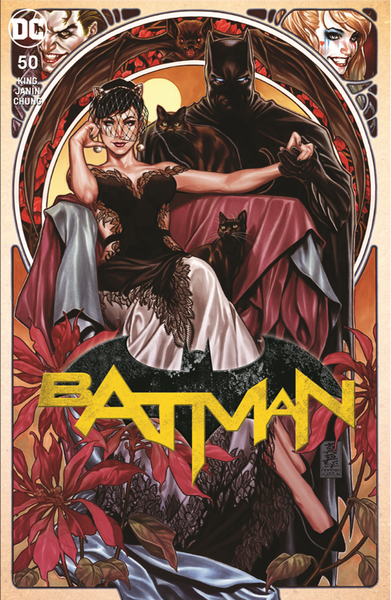 BATMAN #50 MARK BROOK EXCLUSIVE VARIANTS 7/18/2018
