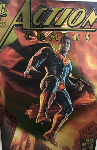 ACTION COMICS #1000 2000S VAR ED FOIL 8/15/2018