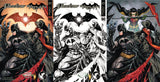 SHADOW BATMAN #1 TYLER KIRKHAM EXCLUSIVE (ALL COVER OPTIONS) 10/4/2017