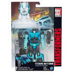 TRANSFORMERS GENERATIONS TITANS RETURN AUTOBOT 5.5 INCH ACTION FIGURE - SERGEANT KUP