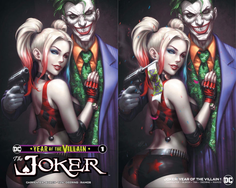 JOKER YEAR OF THE VILLAIN
