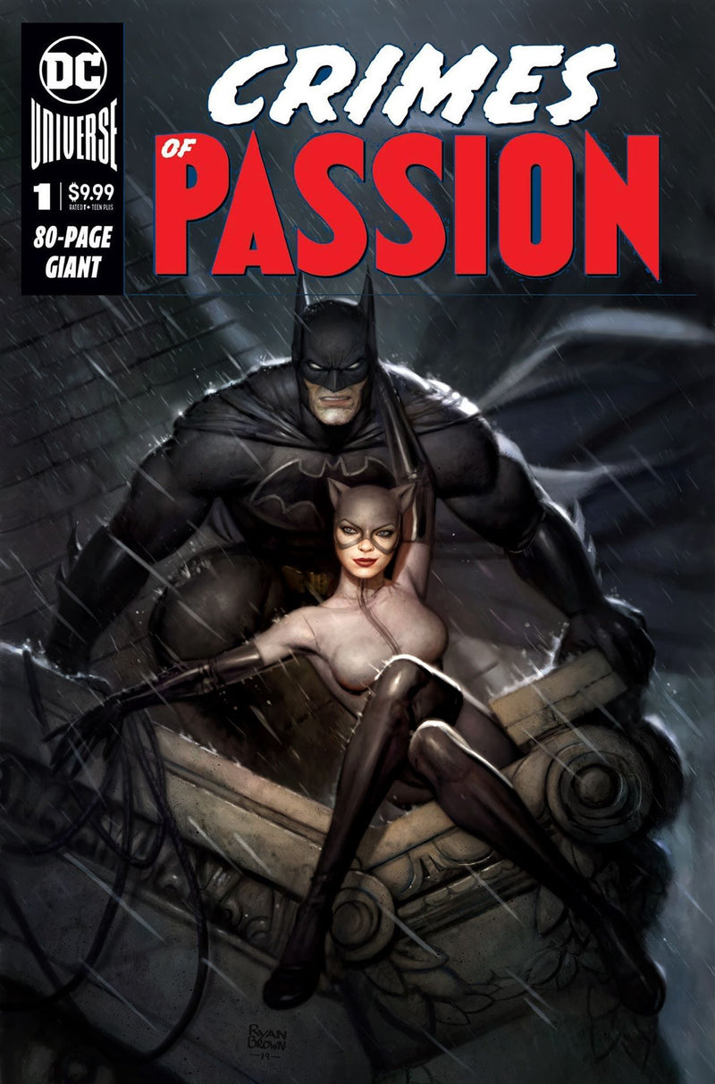 DC CRIMES OF PASSION