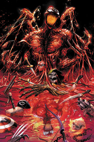 ABSOLUTE CARNAGE #1 (OF 4) TYLER KIRKHAM EXCLUSIVE VIRGIN (08/28/2019)