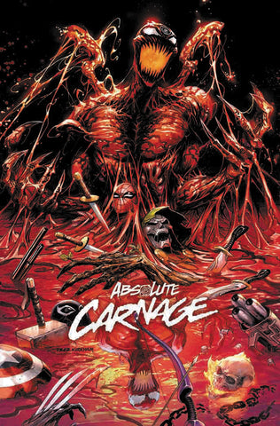 ABSOLUTE CARNAGE #1 (OF 4) TYLER KIRKHAM EXCLUSIVE (08/28/2019)
