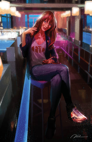 AMAZING MARY JANE #1 UNKNOWN COMICS PAREL EXCLUSIVE VIRGIN VAR (10/23/2019)