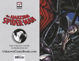 AMAZING SPIDER-MAN #9 UNKNOWN COMIC BOOKS SUAYAN VIRGIN EXCLUSIVE 11/14/2018