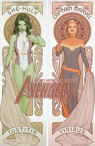 AVENGERS #1 UNKNOWN COMIC BOOKS EXCLUSIVE JTC 5/2/2018