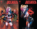 DCEASED #1 (OF 6) UNKNOWN COMIC BOOKS EXCLUSIVE TRADE 2 PACK 5/1/2019