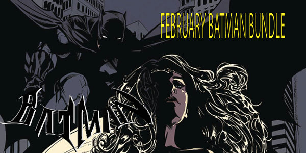 BATMAN FAMILY(REBIRTH) FEBRUARY BUNDLE PACK(16 BOOKS INCLUDES ALL CVR A'S) 2/28/2018