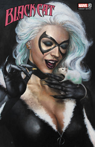 BLACK CAT #2 UNKNOWN COMICS MIKE CHOI EXCLUSIVE (07/10/2019)
