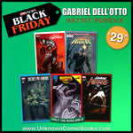 DOOR BUSTER ARTIST BUNDLE GABRIEL DELL'OTTO BF (12/11/2019)
