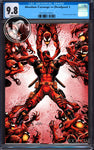 ABSOLUTE CARNAGE VS DEADPOOL #3 (OF 3) TYLER KIRKHAM VIRGIN EXCLUSIVE AC CGC 9.8 BLUE LABEL (01/30/2019)