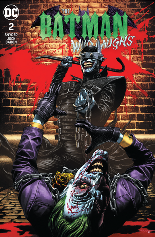 BATMAN WHO LAUGHS #2 (OF 6) UNKNOWN COMIC BOOKS SUAYAN EXCLUSIVE 1/16/2019