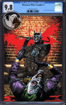BATMAN WHO LAUGHS #2 (OF 6) UNKNOWN COMIC BOOKS SUAYAN EXCLUSIVE LIMITED VIRGIN CGC 9.8 BLUE LABEL 5/30/2019