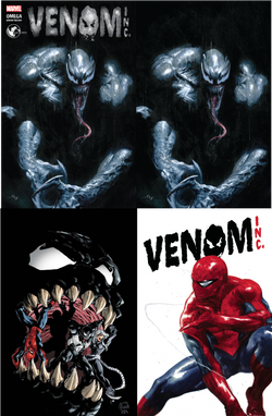 VENOM INC OMEGA 4 PACK 1/17/2018