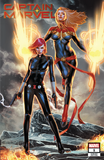 CAPTAIN MARVEL #1 BLACK WIDOW #1 UNKNOWN COMIC BOOKS EXCLUSIVE CVR A 2 PACK 1/16/2019