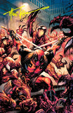 SIGNED W/ COA ABSOLUTE CARNAGE VS DEADPOOL #1 (OF 3) TYLER KIRKHAM VIRGIN EXCLUSIVE AC (09/25/2019)