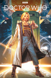 DOCTOR WHO 13TH #1 UNKNOWN COMIC BOOKS ANACLETO EXCLUSIVE VAR 11/7/2018