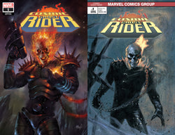 COSMIC GHOST RIDER #1 (OF 5) UNKNOWN COMIC BOOKS EXCLUSIVE CVR A 2 PACK PARRILLO & DELLOTTO 7/4/2018