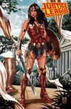 JUSTICE LEAGUE #1 MARK BROOKS EXCLUSIVES 6/20/2018