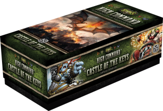 HORDES High Command: Castle of the Keys Campaign Expansion Set