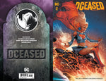 DCEASED #2 (OF 6) UNKNOWN COMIC BOOKS ANACLETO EXCLUSIVE (06/05/2019)