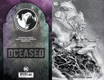 DCEASED #2 (OF 6) UNKNOWN COMIC BOOKS ANACLETO EXCLUSIVE REMARK EDITION (06/05/2019)