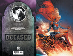 DCEASED #2 (OF 6) UNKNOWN COMIC BOOKS ANACLETO EXCLUSIVE VIRGIN (06/05/2019)