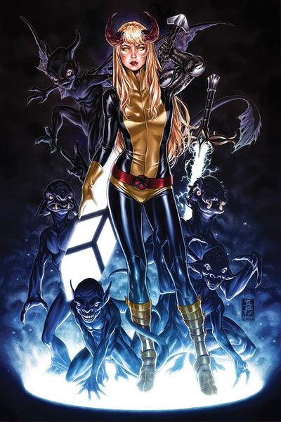 NEW MUTANTS DEAD SOULS #1 (OF 6) MARK BROOKS EXCLUSIVE CVR B 3/14/2018