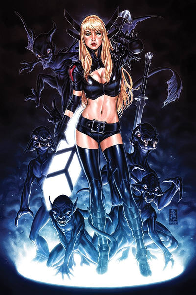 NEW MUTANTS DEAD SOULS #1 (OF 6) MARK BROOKS EXCLUSIVE CVR C 3/14/2018