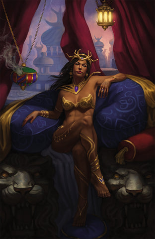 DEJAH THORIS (2019) #1 AARON BARTLING VIRGIN EXCLUSIVE (12/11/2019)