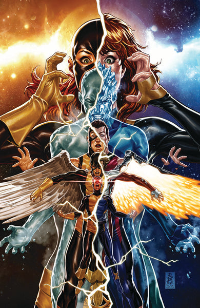 EXTERMINATION #1 (OF 5) UNKNOWN COMIC BOOKS BROOK VIRGIN VAR 8/15/2018