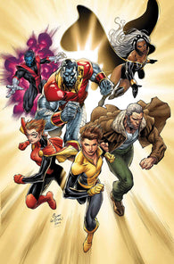 X-Men Gold Variant Bundle  Includes Exclusive Connecting Covers