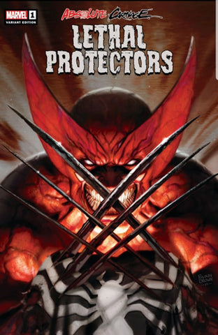 ABSOLUTE CARNAGE LETHAL PROTECTORS #1 (OF 3) RYAN BROWN EXCLUSIVE AC (09/11/2019)