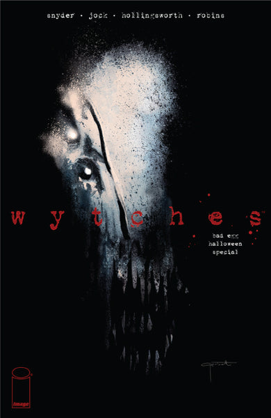 WYTCHES BAD EGG HALLOWEEN SPEC (ONE-SHOT) (MR) UNKNOWN COMIC BOOKS EXCLUSIVE 10/31/2018
