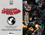 AMAZING SPIDER-MAN VENOM CARNAGE 8 PACK CONNECTING COVER SET UNKNOWN COMICS SUAYAN EXCLUSIVE 11/28/2018