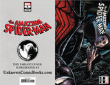 AMAZING SPIDER-MAN VENOM CARNAGE 4 PART CONNECTING COVER SET UNKNOWN COMIC BOOKS SUAYAN EXCLUSIVE 11/28/2018