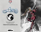 AERO #3 UNKNOWN COMICS MICO SUAYAN VIRGIN COLOR SPLASH LMTD (09/18/2019)