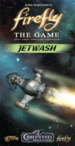 Firefly The Game Expansion Jetwash