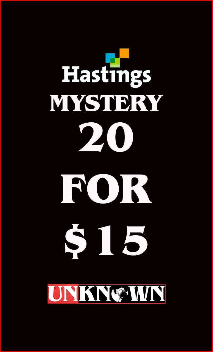 20 FOR 15 MYSTERY BUNDLE HASTINGS EDITION (03/25/2020)