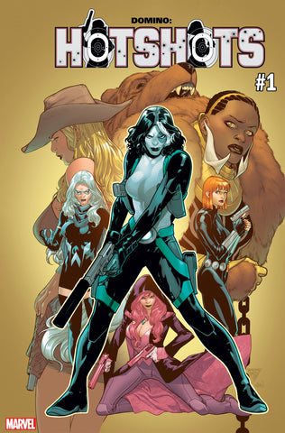 DOMINO HOTSHOTS #1 (OF 5) 3/6/2019
