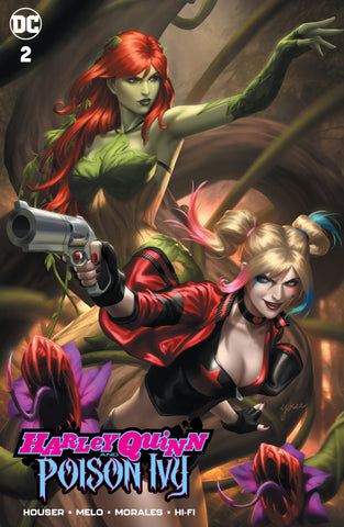 HARLEY QUINN & POISON IVY #3 (OF 6) UNKNOWN COMICS EJIKURE (11/13/2019)