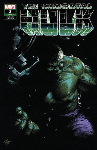 IMMORTAL HULK #2 DELLOTTO COMICXPOSURE EDITION 6/6/2019