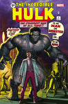 INCREDIBLE HULK #1 FACSIMILE EDITION UNKNOWN COMICS EXCLUISVE HOMAGE (10/23/2019)