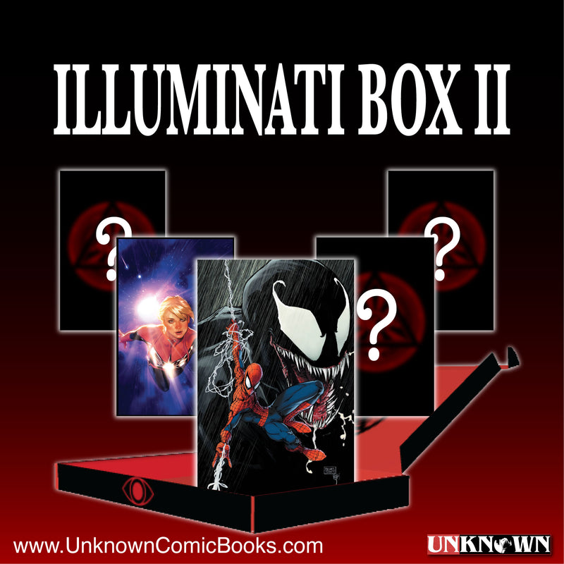 ILLUMINATI UNKNOWN BOX II (01/27/2021)