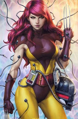 Weapons Of Mutant Destruction #1 Artgerm D Cover 1000 Print run